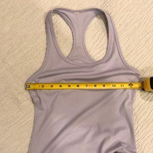 Karma Tops - Karma light purple workout tank sz M